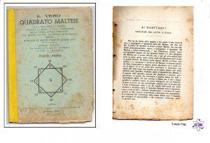 Il Cero Quadrato Maltese 2
